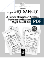 A Review of Transport Airplane Performance