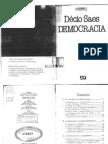 Décio Saes - Democracia