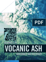 Advances in Volcanic Ash Avoidance and Recovery