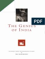 The Genius of India