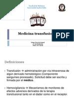 Medicina Transfusional, Dr. Stock