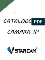 Catalogo de Camaras Vstarcam