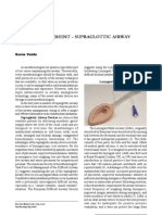 AIRWAY MANAGEMENT - SUPRAGLOTTIC AIRWAY.pdf