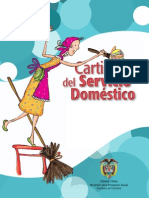 Cartilla Servicio Domestico