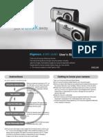 Samsung Camera A503/A403 User Manual