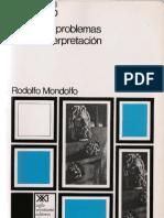 Mondolfo, Rodolfo, Heráclito. Textos y problemas de su interpretación, Siglo XXI