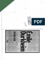 06 - Durkheim,E. - Algumas formas primitivas de classificação - (12cp)