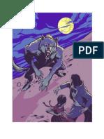 Silas Marner, Werewolf Hunter of Raveloe