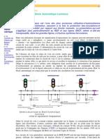[MétroPole] Principe du Block Automatique Lumineux