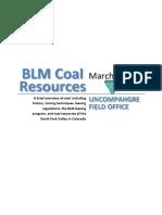 Coal Resource Management