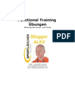 Functional Training Übungen Brust Trizep