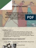 Presentación_Escuela Círculo de Mujeres