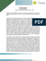 Alberto Manguel La Ultima Pagina