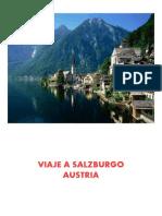 Viaje a Salzburgo Sara A