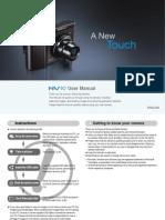 Samsung Camera NV10 User Manual
