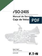 Caja Fso2405
