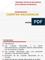 Introduccion a Las Cuentas Nacionales