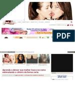 Sweetlicious Net Artigonoticias Aprenda a Deixar Sua Mulher