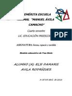 Modelo Educativo de Van Hiele