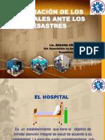 6. Hospitales SegurosHOSPITALES MEXICO