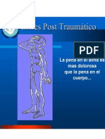 Estres post Traumatico  e INASABIME