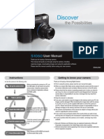 Samsung Camera S1050 User Manual