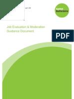 130322 - Job Evaluation & Moderation Guidance Document_tcm6-39646