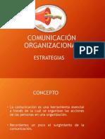 6. COMUNICACIÓN ORGANIZACIONAL