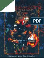 Hombre Lobo - Guía del Jugador (2ª ed.)