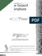 Serpent Amphora