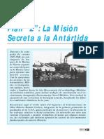 Mision secreta a la antártida