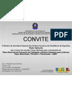 PresidÊNcia Da RepÚBlica Secretaria Especial Dos Direitos Humanos Subsecretaria