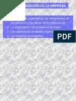 Tema 6 La Organizacion de La Empresa-1