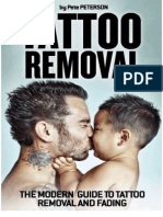 Tattoo Removal_ the Modern Guide to Tatt - Peterson Pete