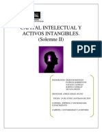 Capital Intelectual y Activos Intangibles