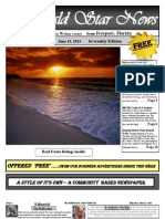 THE EMERALD STAR NEWS  - June 13, 2013 Edition