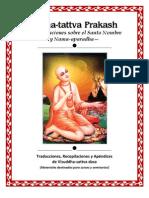 VSD Curso Nama Tattva Prakash