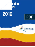 City of Winnipeg 2012 Compensation Disclosure