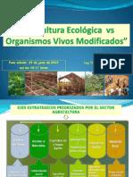AGRICULTURA ECOLOGICA VS OVM (TRANSGÉNICOS) 2
