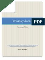 Luis F. Figari  Oración y acción