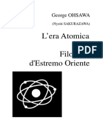 L'Era Atomica e La Filosofia d'Estremo Oriente - George Ohsawa - Nyoiti Yukikazu Sakurazawa