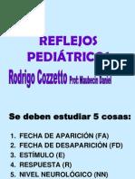 Analisis - Rodrigo Cozzetto - Reflejos Pediatricos
