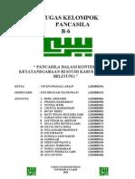 Modul Pancasila Ketatanegaraan Ri