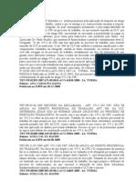 Multa art 475 CPC - Justiça do Trabalho