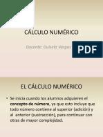 CÁLCULO NUMÉRICOII (1)