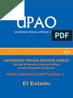 16º SESIÓN - CONSTITUCIONAL II - El Estado- 15.10.12 (1)