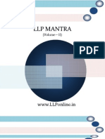 LLP in India