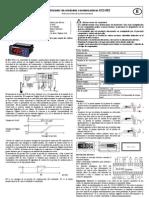 Controlador de Unidades Condensadoras EC2-552