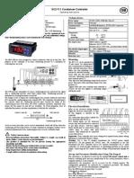 EC2-711 Condenser Controller