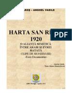 Harta San Remo 1920 O Alianta Semitica Ratata - (Clipe de Sionism III)